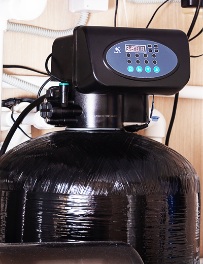 Industrial Water Filtration Systems